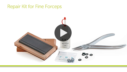 Repair Kit for Fine Forceps link